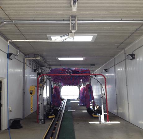 Car Wash Paneling Pressure Services