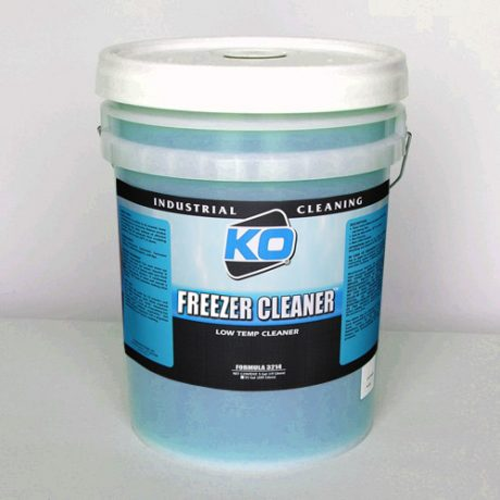 Freezer Cleaner 3215 Ko Manufacturing Industrial