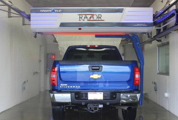 Razor Car Wash System Pressure Services